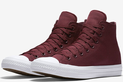 Converse Chuck Taylor All Star II High Deep Bordeaux (150144С)