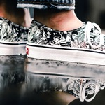 Vans Authentic Marvel (N0A38EMU5I) фото 6