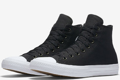 Уцененные Converse Chuck Taylor All Star II High Black/White/Navy (150143С)