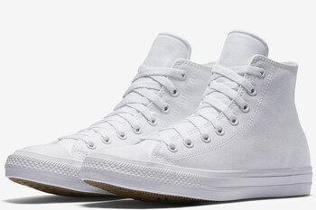 Converse Chuck Taylor All Star II High White (150148С)