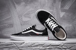 Vans Old Skool Black Fur (с мехом) фото 11