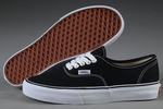 Vans Authentic Black фото 4