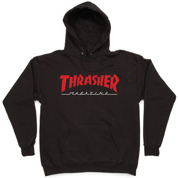 Толстовка Thrasher Fire Magazine Red Hood