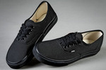 Vans Authentic All Black фото 6