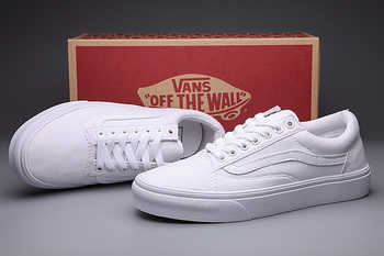 Vans Old Skool Monochrome White