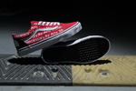 Vans Old Skool The North Face x Supreme фото 8