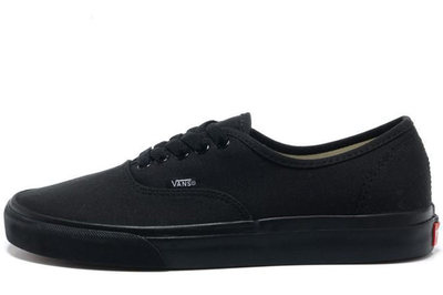 Vans Authentic All Black