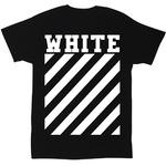 Футболка Off White Classic Logo Black фото 2
