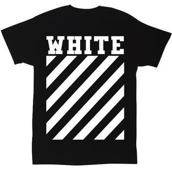 Футболка Off White Classic Logo Black