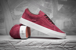 Vans Old Skool Suede Vinous фото 3