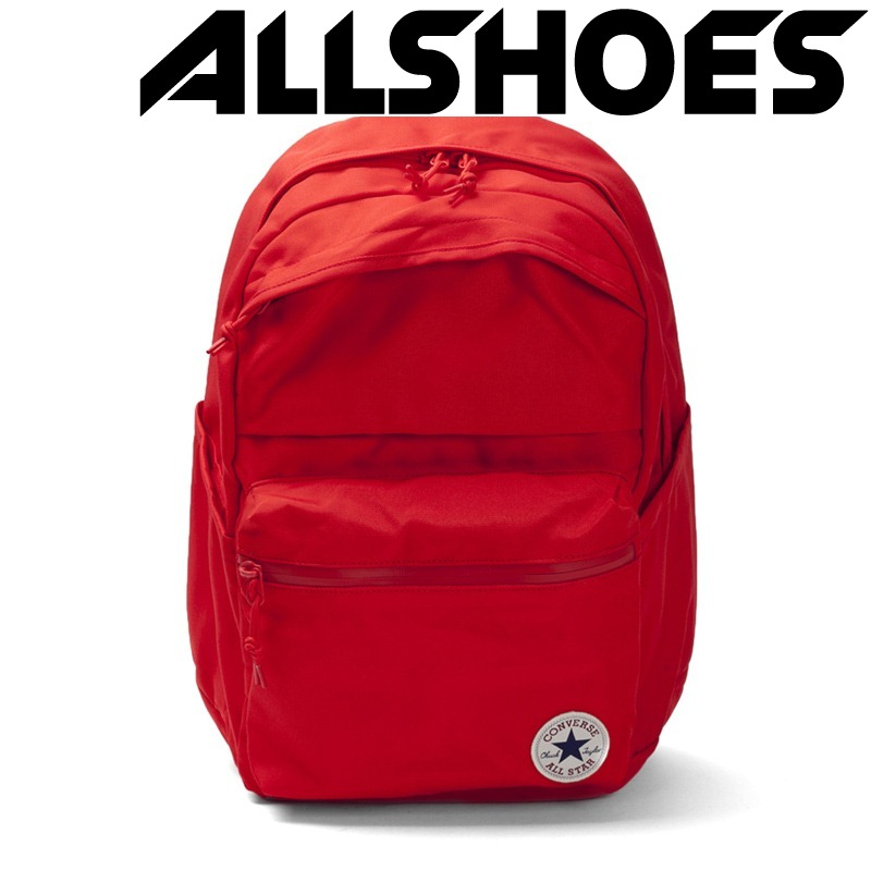 Рюкзак Converse Chuck Taylor All Star Bag Red (10003335-A03)