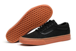 Vans Old Skool Canvas Black фото 9