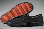 Vans Authentic All Black фото 4