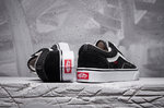 Vans Old Skool Black Fur (с мехом) фото 12