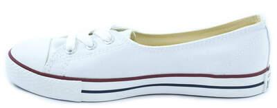 Уцененные Converse All Star Ballet White