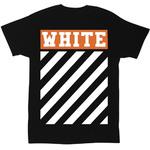 Футболка Off White Brick Logo Black фото 3