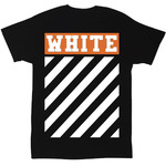 Футболка Off White Brick Logo Black фото 3