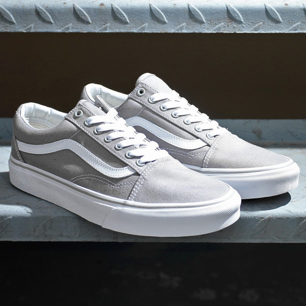 Vans Old Skool Canvas Gray