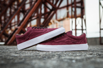 Vans Old Skool Suede Vinous фото 5