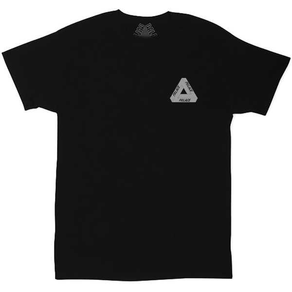 Футболка Palace Black Reflective