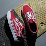 Vans Old Skool The North Face x Supreme фото 2