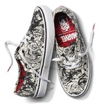 Vans Authentic Marvel (N0A38EMU5I) фото 2