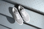 Vans Old Skool Canvas Gray фото 6