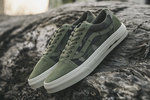 Vans Old Skool x DEFCON Сamouflage фото 2