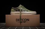Vans Old Skool x DEFCON Сamouflage фото 5