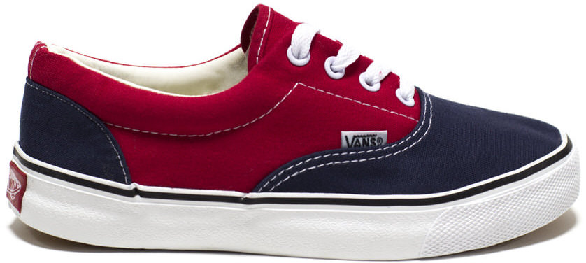 Vans Era Red Blue