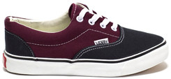 Vans Era Black Vinous