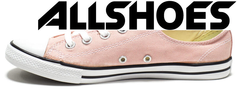 Converse All Star Slim Low Pink