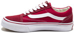 Vans Old Skool Red фото 3