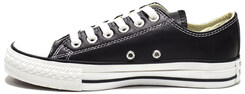 Уцененные Converse All Star Low Leather Black