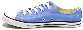 Уцененные Converse All Star Slim Low Blue