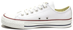 Уцененные Converse All Star Low Leather White