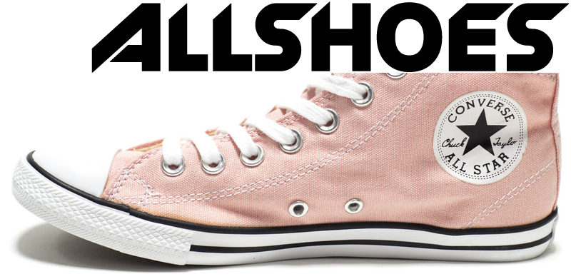Converse All Star Slim High Pink