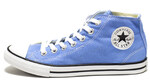 Converse All Star Slim High Blue фото 2