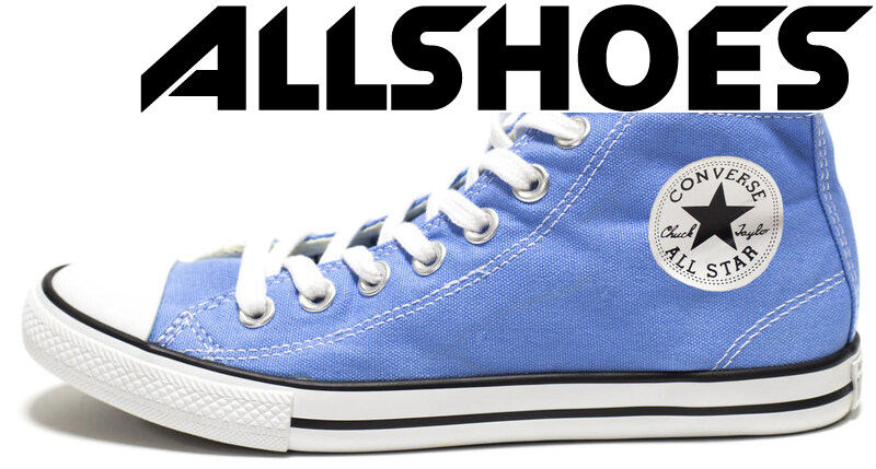 Converse All Star Slim High Blue