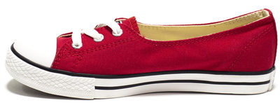 Converse All Star Ballet Red