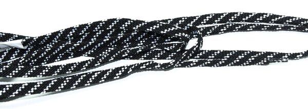 Шнурки Black White