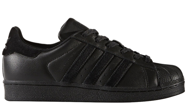 ADIDAS SUPERSTAR BLACK (BZ0358)