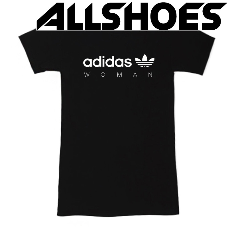 Футболка Adidas Woman Black