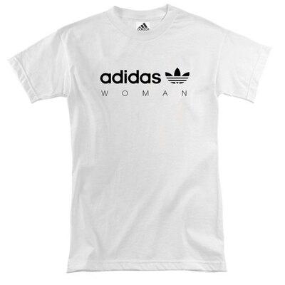 Футболка Adidas Woman White