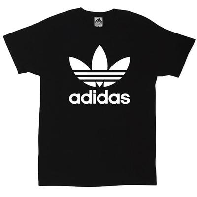 Футболка Adidas Classic White Logo