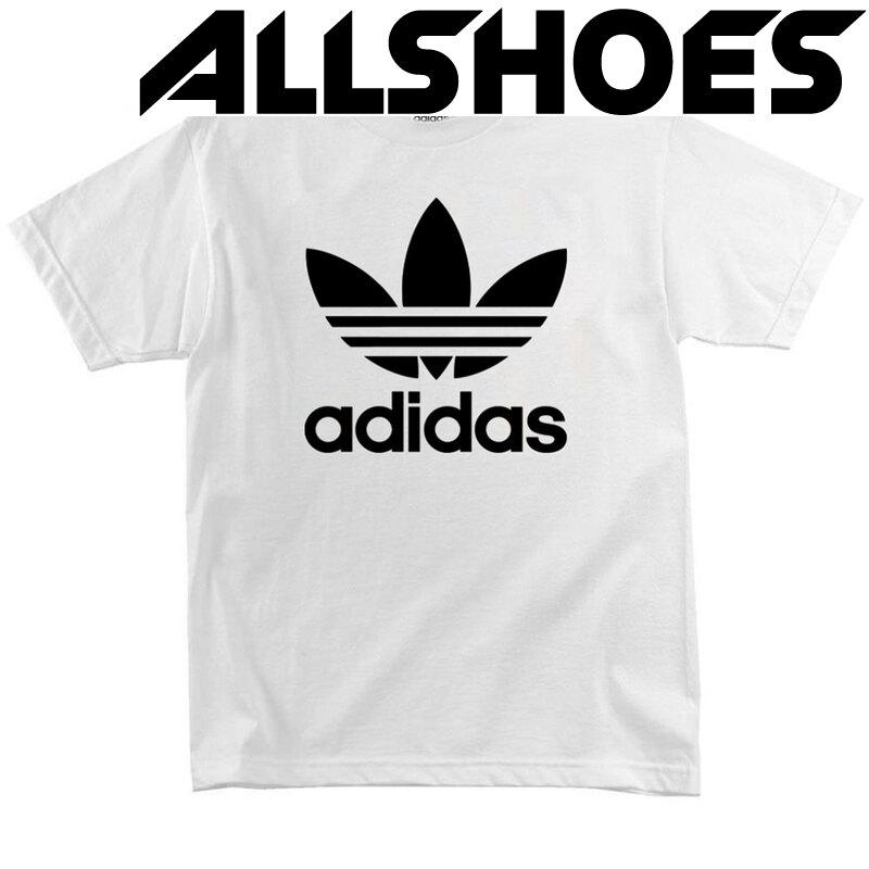 Футболка Adidas Classic Black Logo