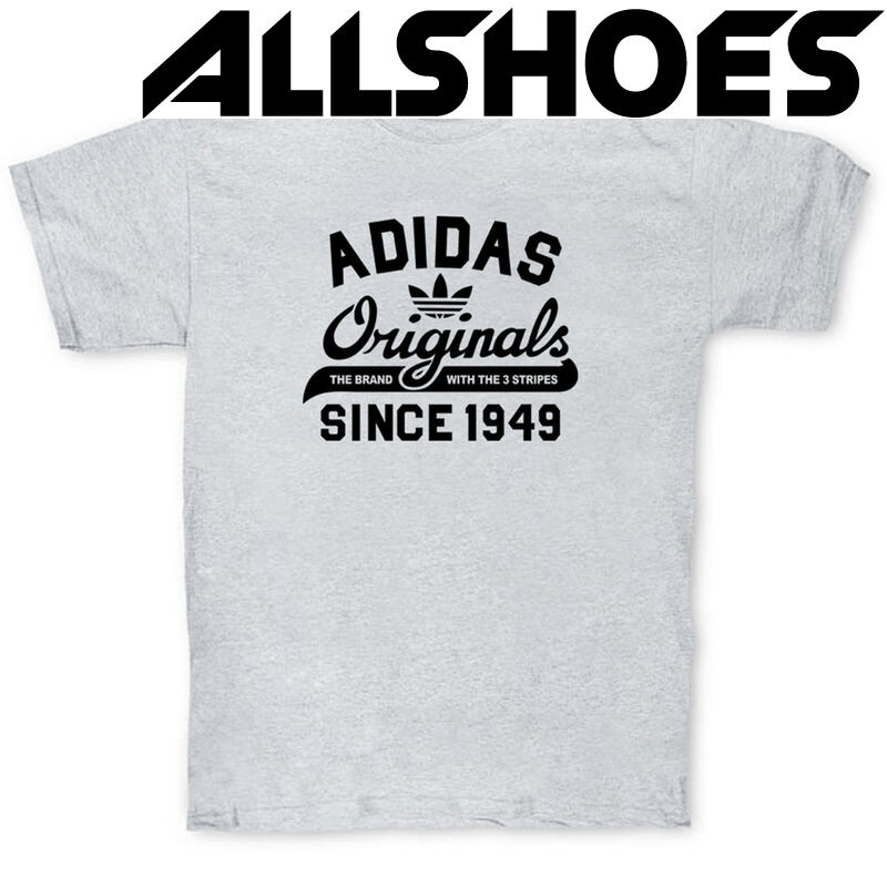 Футболка Adidas Originals Gray