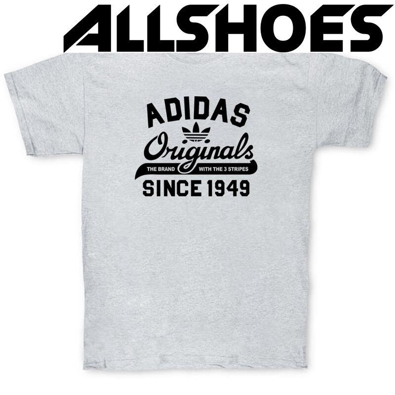 Футболка Adidas Originals Gray