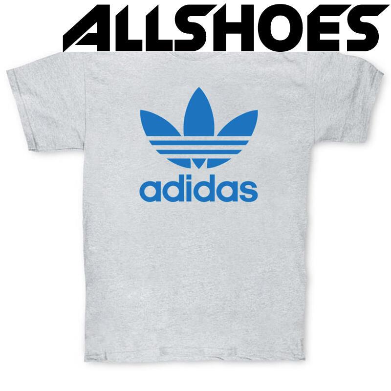 Футболка Adidas Classic Logo Gray