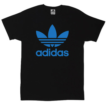 Футболка Adidas Classic Logo Black